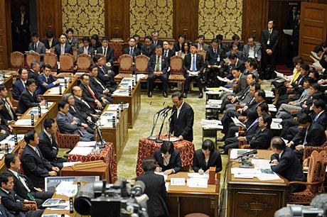 2013_10_22_予算委員会