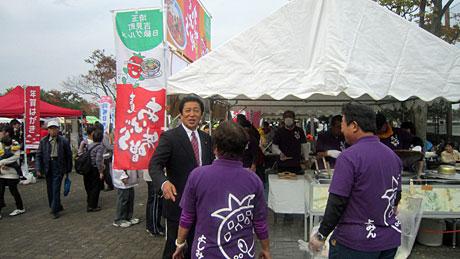2013_11_03_吉見町商工祭