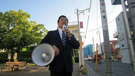 2014_05_09_箭弓町広場街頭