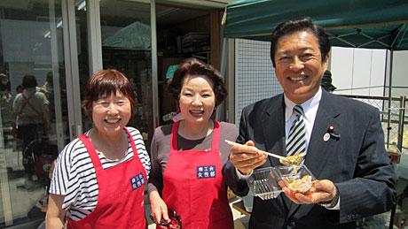 2014_05_10_商工会女性部餃子