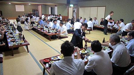 2014_06_12_ОB会懇親会