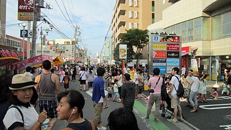 2014_07_12_鶴ヶ島祭り