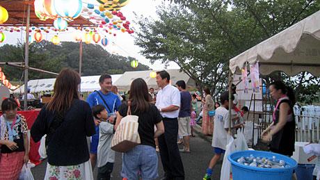 2014_08_17_新宿町談笑