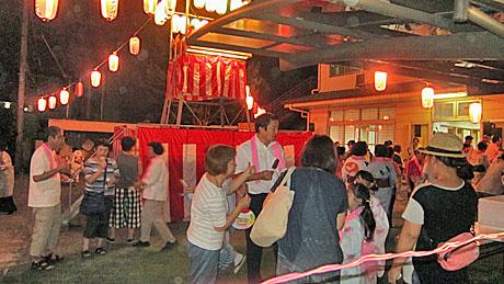 2014_08_23_松山町納涼祭談笑