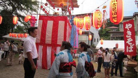2014_08_02_南吉見納涼盆踊り