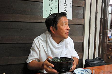 2014_09_06_カレーうどん