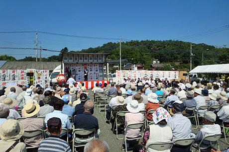 2014_09_16_滑川町長選挙