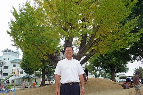2014_09_27_銀杏の木