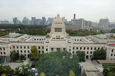 2014_11_06_国会議事堂
