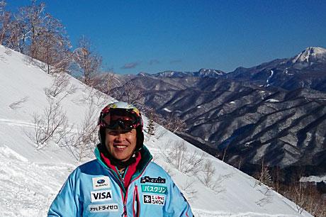 2015_01_24_岩鞍スキー場