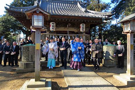 2015_02_03_松山神社豆まき