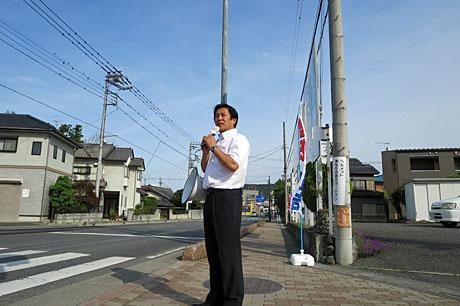 2015_06_07_小川町街頭演説