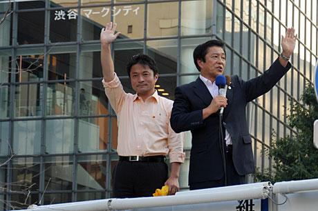 2015_07_31_柿沢幹事長と