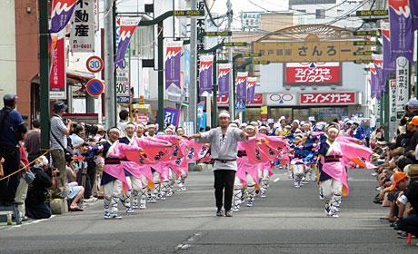 2015_08_22_坂戸よさこい