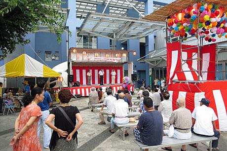 2015_08_02_鳩山町納涼祭り挨
