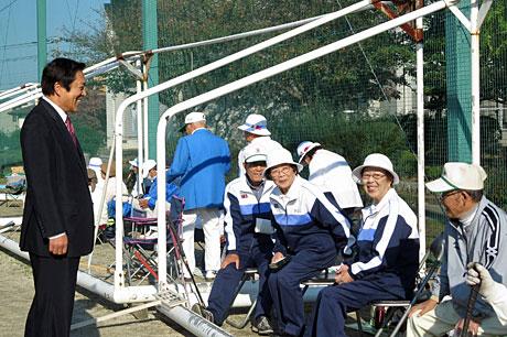2015_10_19_ゲートボール大会