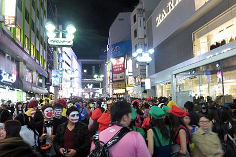 2015_10_31_渋谷周辺