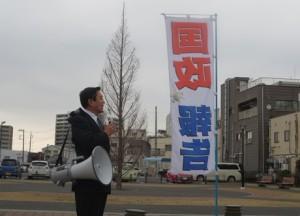 2016_03_13_駅頭横顔