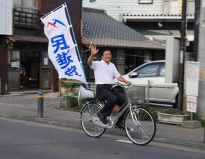 2016_08_19_自転車をこいで