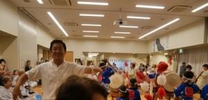 2016_08_20_ホーム踊り
