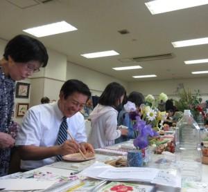 2017_05_13_絵手紙教室